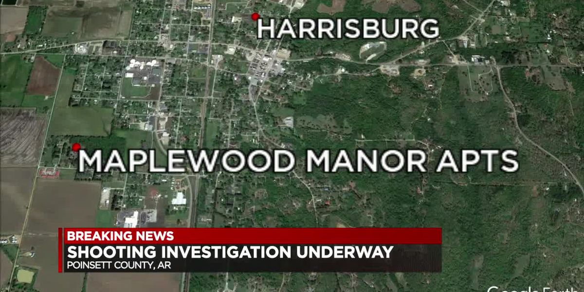 Harrisburg shooting investigation underway