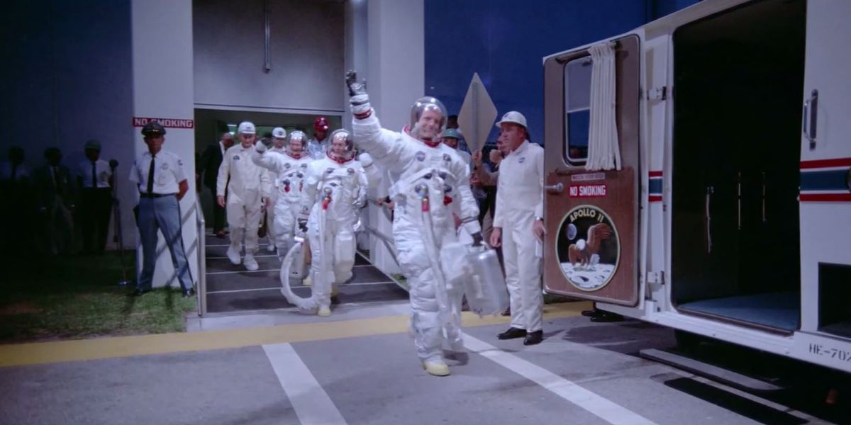 Apollo 11 hits stage, screen for 50th anniversary