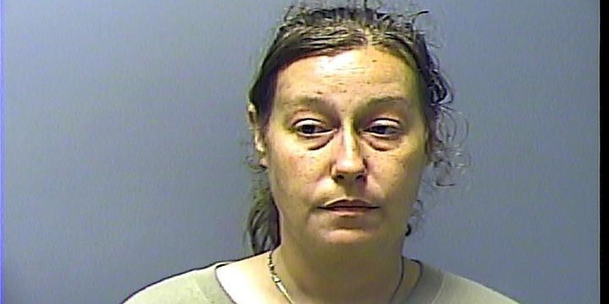 Woman accused of assaulting family member in wheelchair