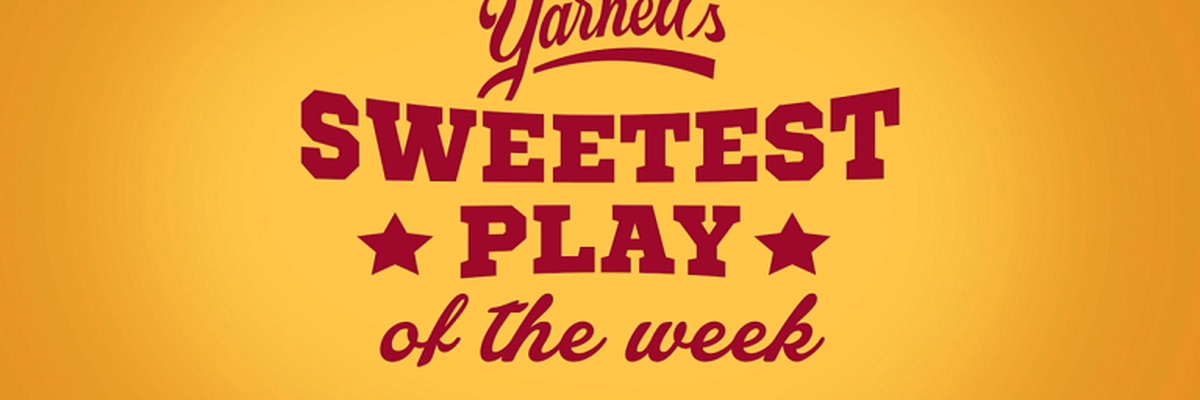 Vote for the Yarnell's Sweetest Play of the Week (10/23/20)