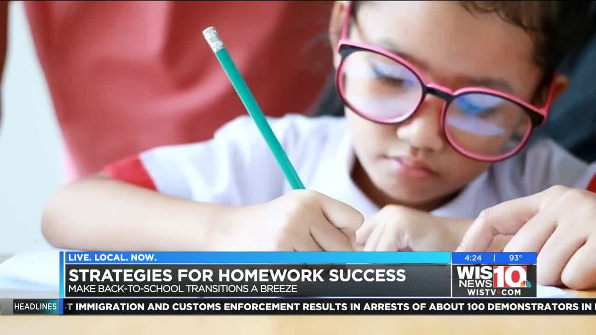 3 tips to help your child succeed with homework this year