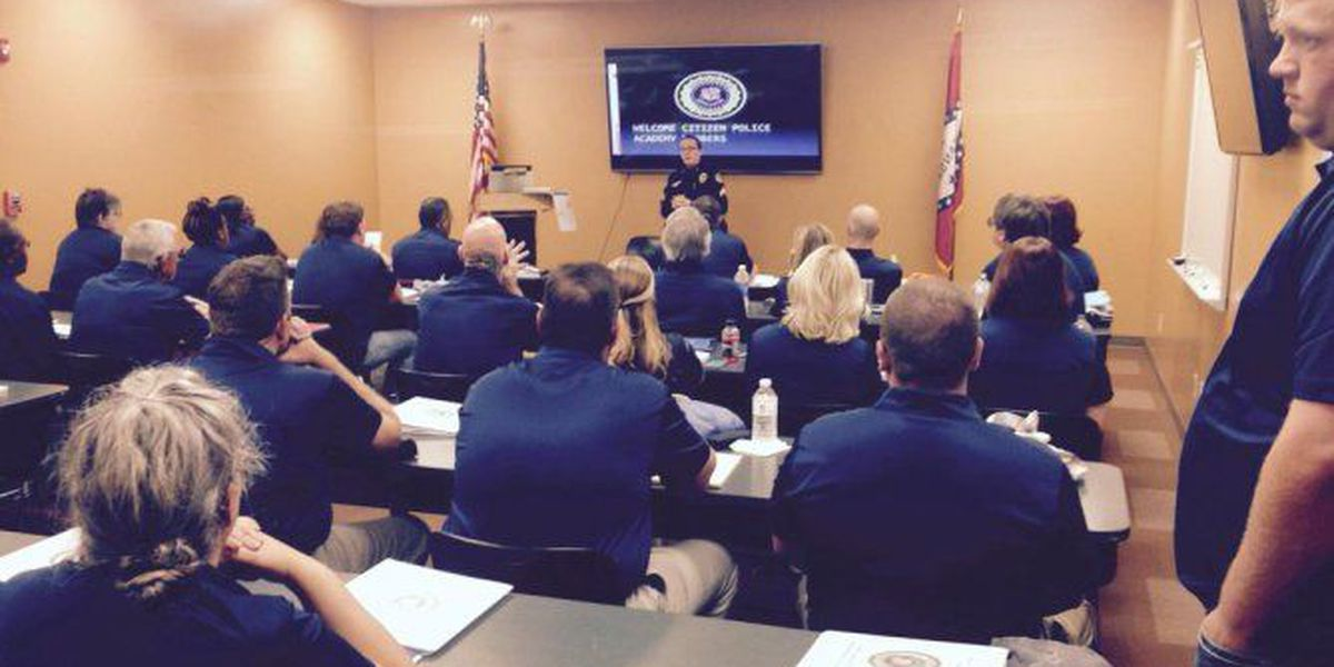 JPD accepting applications for its citizens academy