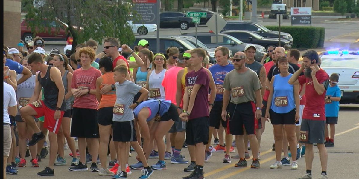 300 race in support of healthy lifestyles