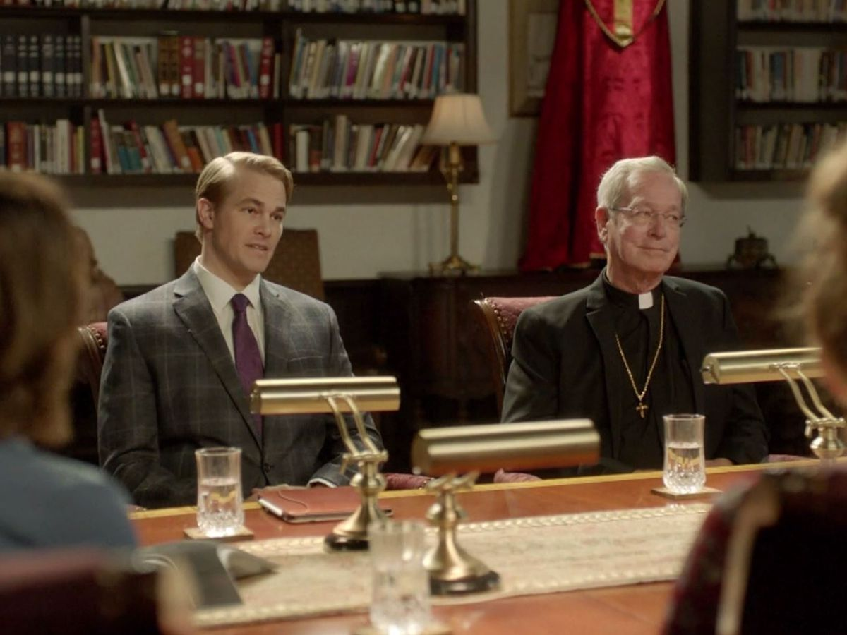 'Bluff City Law' takes on the Catholic Church in episode 9