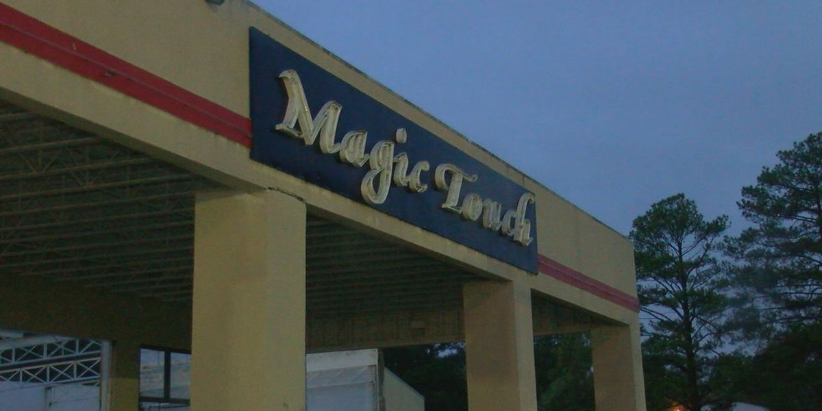 Magic Touch Dry Cleaners receives permit to rebuild