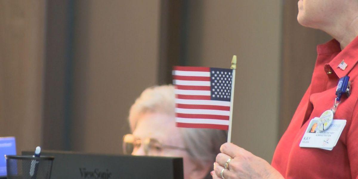 NEA Baptist Memorial Hospital hosts 9/11 remembrance event