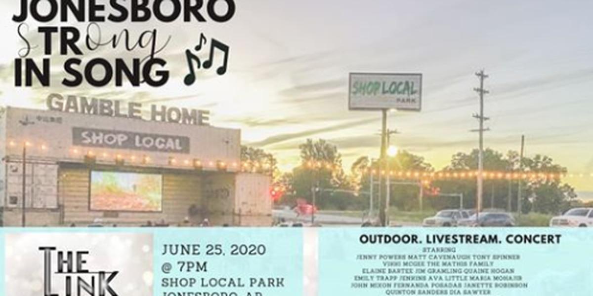 Jonesboro Strong in Song concert set for Thursday