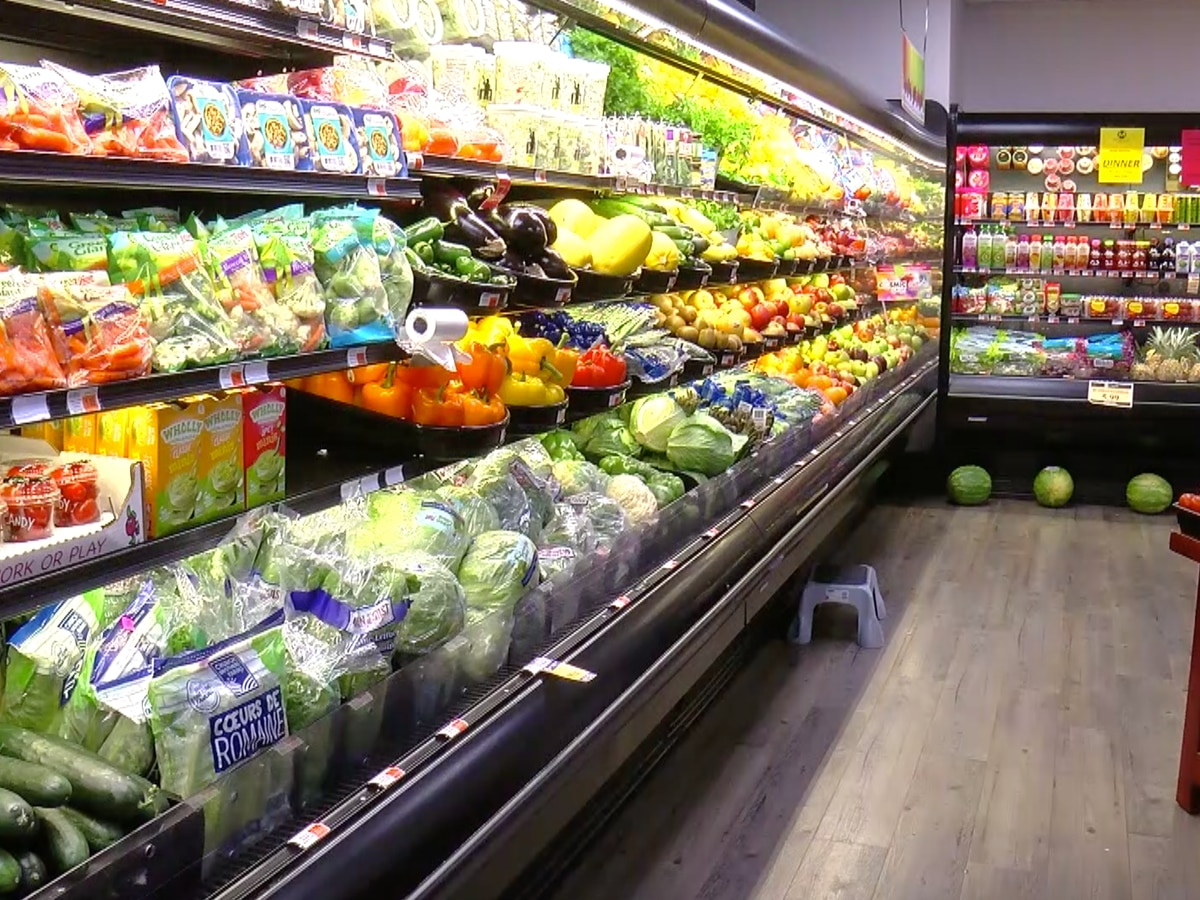 Google Report: Arkansans making more trips to grocery stores