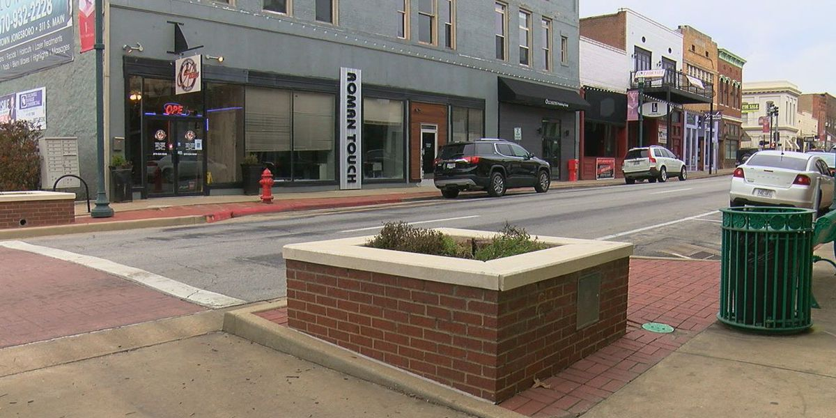 Downtown Jonesboro Association receives accreditation