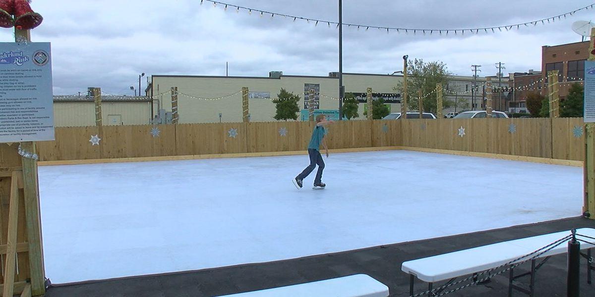 Wonderland Ice Rink makes adjustments due to COVID-19