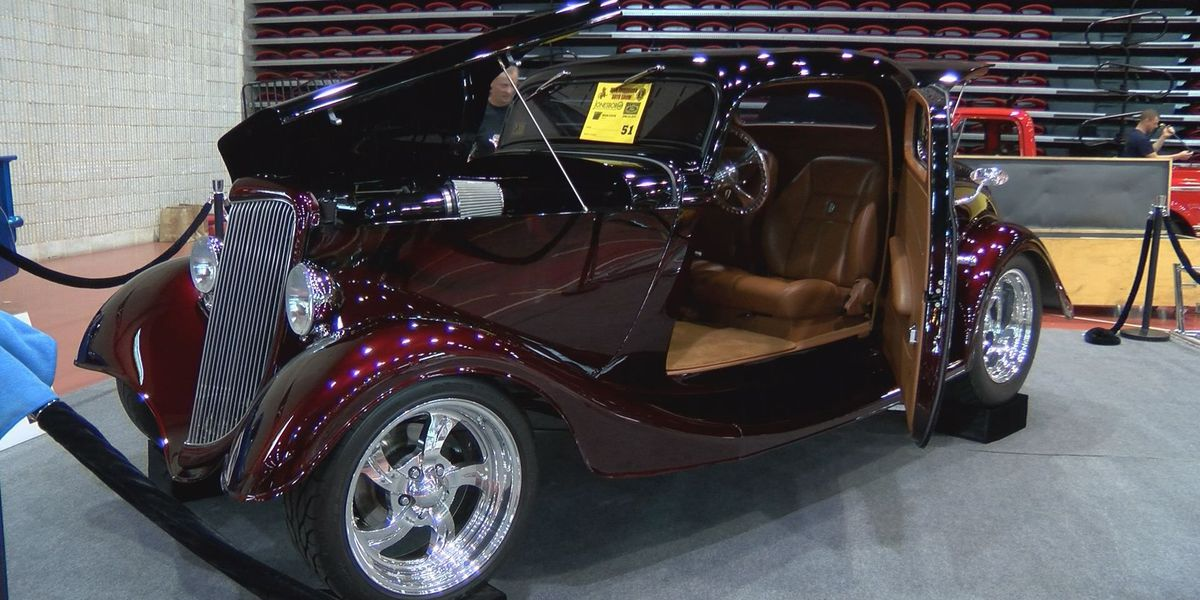Lions club auto show this weekend