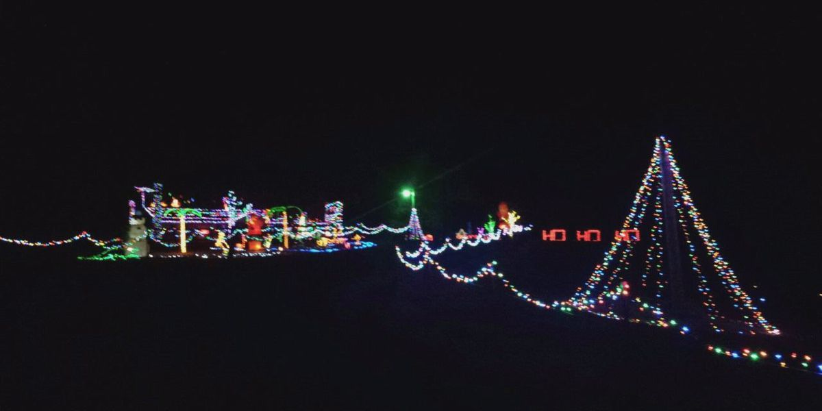 Christmas Lights could feed hungry children