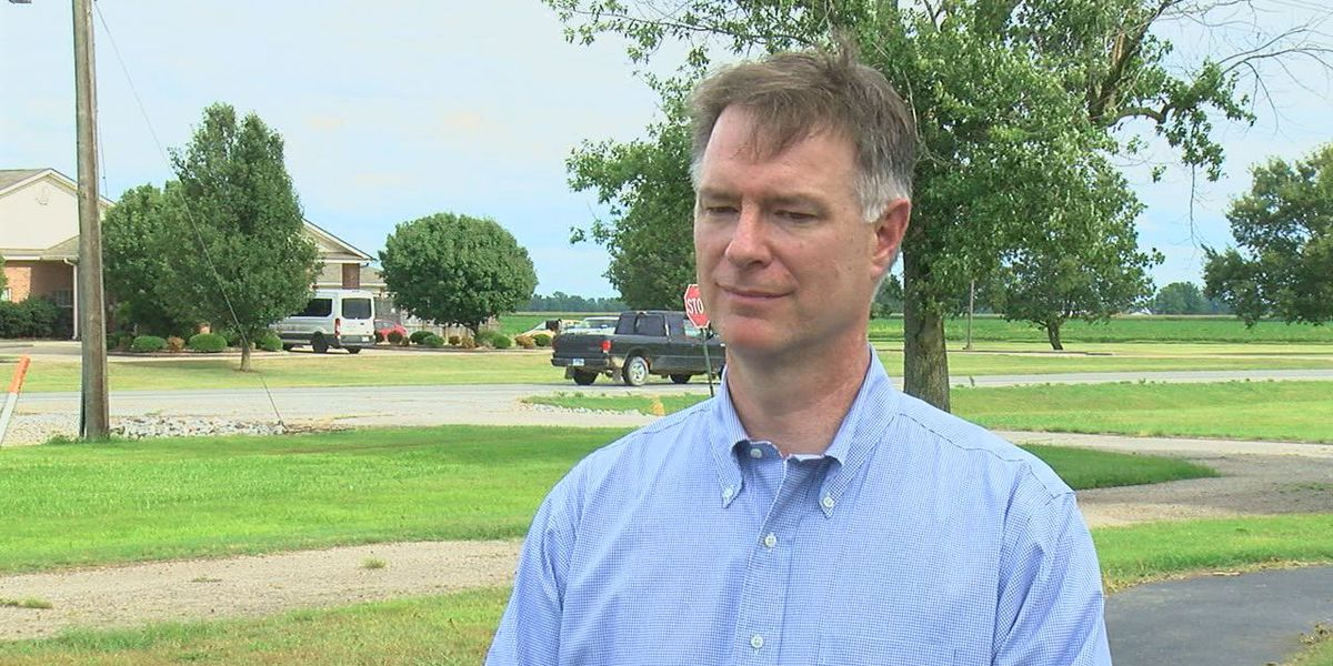 Son pushes for in-person visitation with nursing home residents