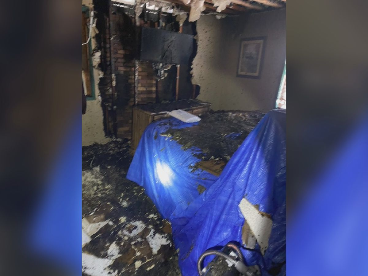 Paragould community helps family after fire