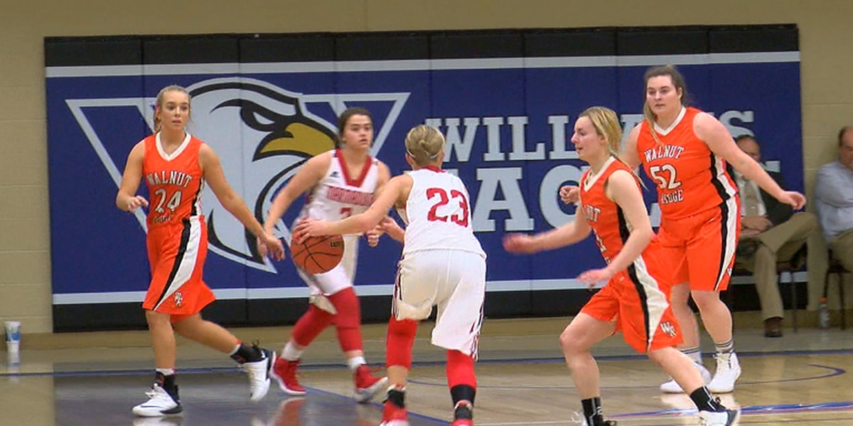 Heidi Robinson drops 32 pts as Marmaduke girls advance to WBU semifinals