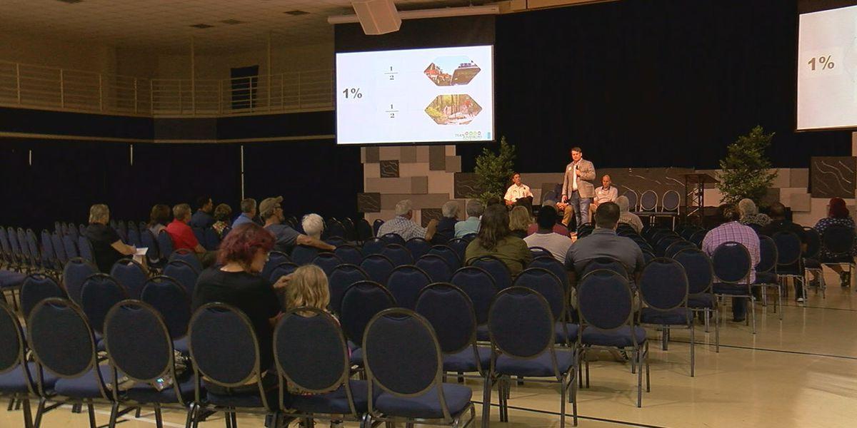 Citizens, Team Jonesboro members discuss sales tax proposal