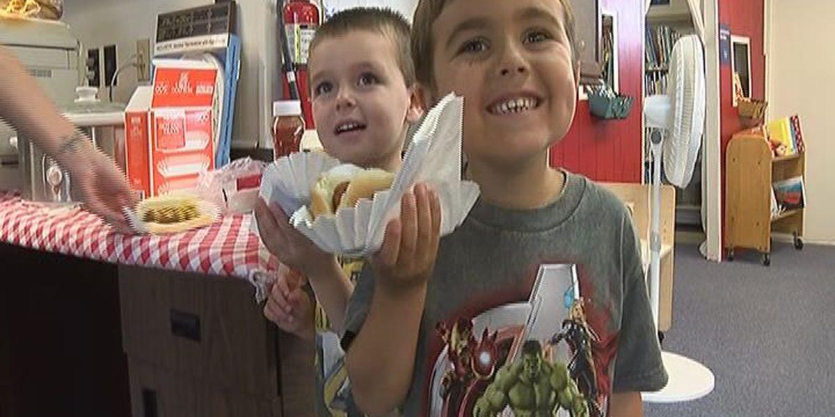 Weiner celebrates National Hot Dog Day
