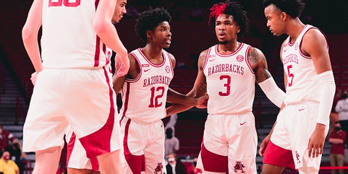 Arkansas men's basketball hosts UT Arlington Wednesday night