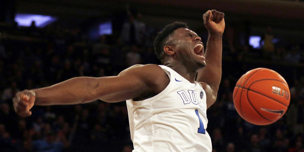 Duke remains No. 1 in AP Top 25 poll; Kentucky rises to 13th