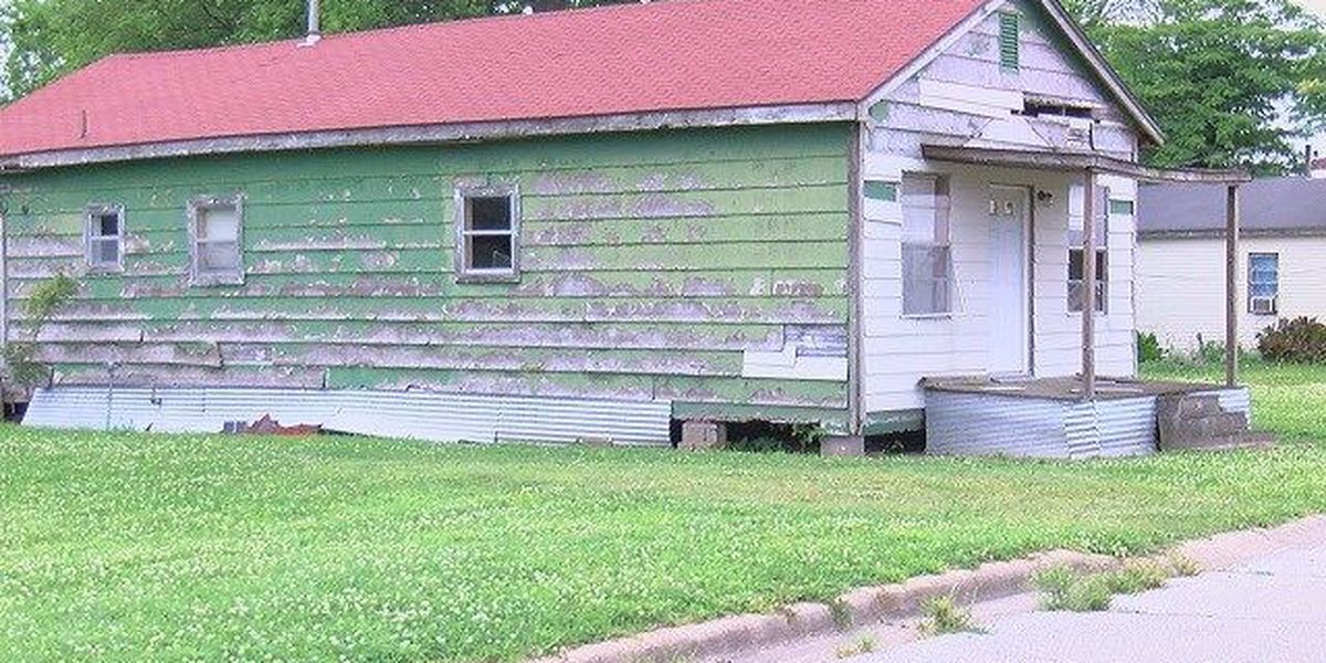 Osceola discussing possibility of getting rid of old homes