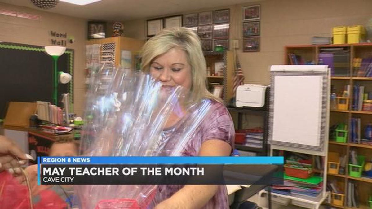 May Teacher of the Month: Jalisa Milligan