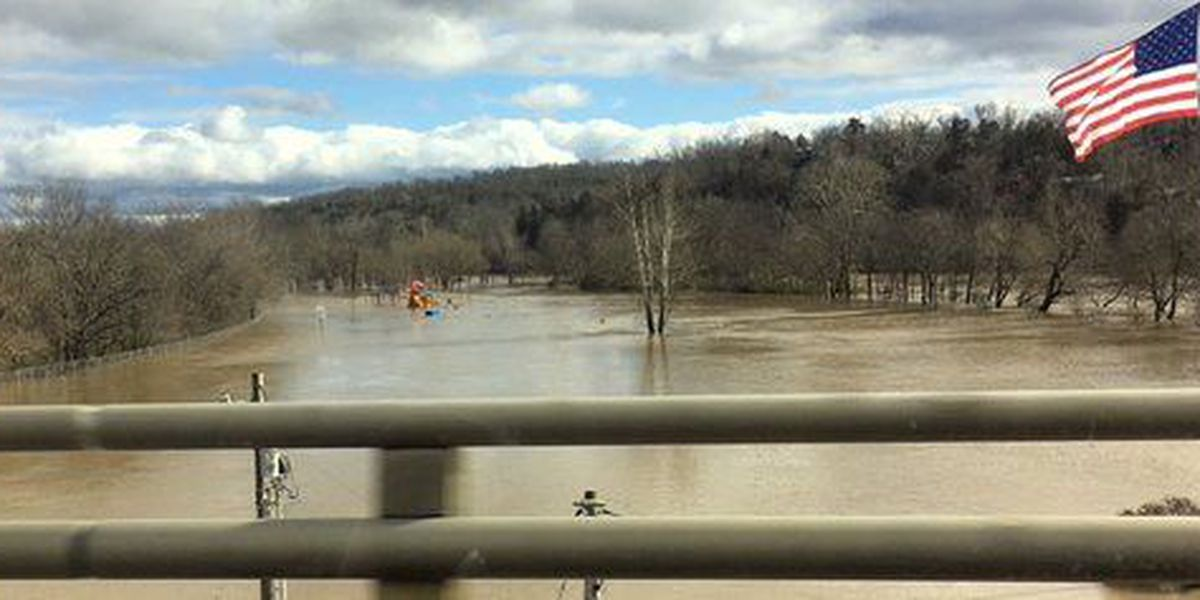 1 reported drowning as forecasters warn of Arkansas flooding