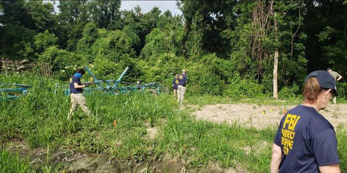Human remains found on Crittenden County farm believed to be more than 100 years old