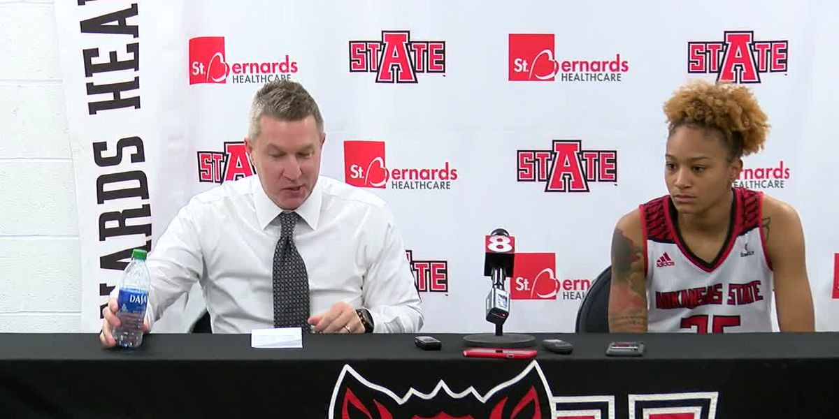 Red Wolves Raw: Matt Daniel & Peyton Martin postgame after Southeast Missouri loss