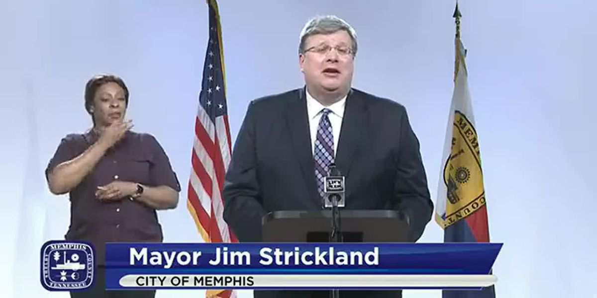 Mayor Strickland extends state of emergency in Memphis amid ongoing pandemic