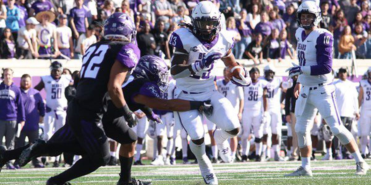 Gosnell alum Carlos Blackman selected to Preseason All-Southland Conference 1st Team