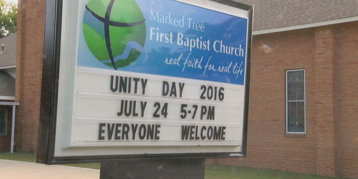Several Poinsett County churches gather for unity day event