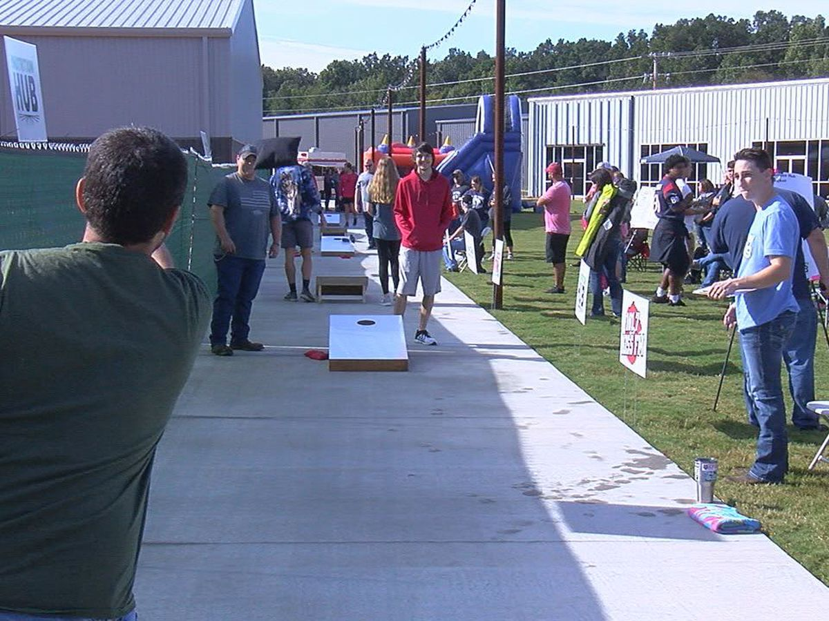 Cornhole tournament supports veterans