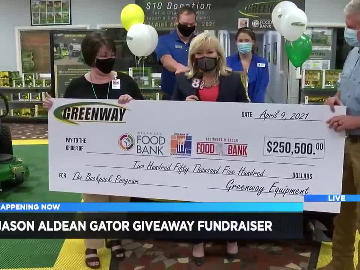 Winners announced in Jason Aldean Gator Giveaway