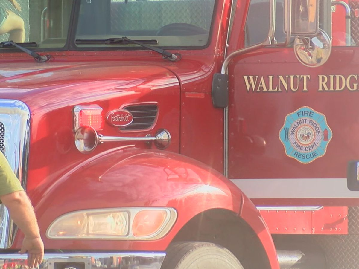 Imboden Mayor will double as Walnut Ridge Fire Chief