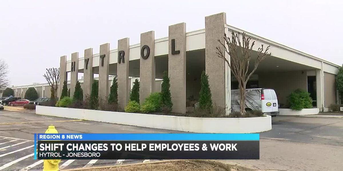 Hytrol to add 35 new jobs, implement new schedule changes
