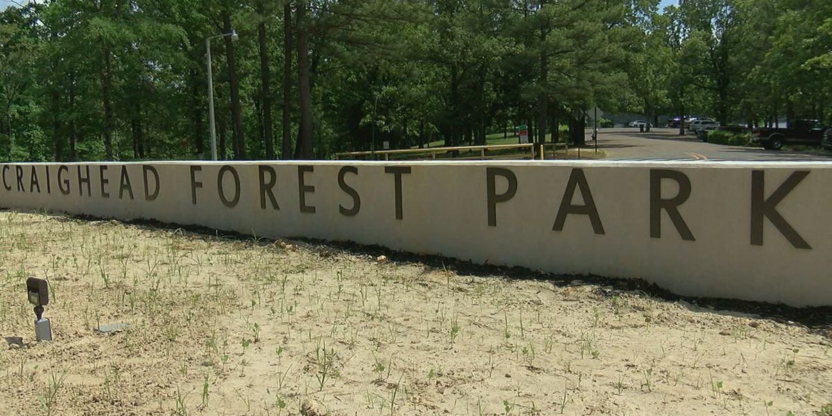 Over $400 worth of damage at Craighead Forest Park after vandalism, police investigate