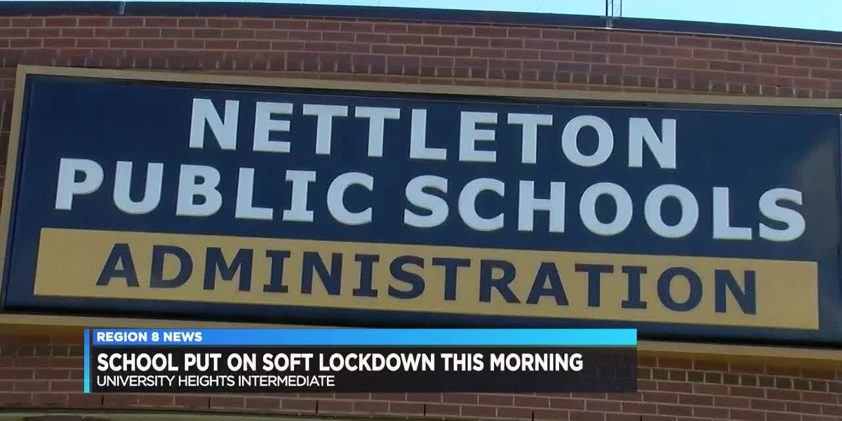 "School put on ""soft lockdown"" this morning"