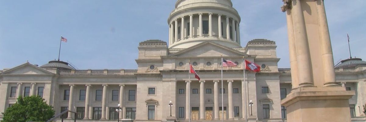 Arkansas governor signs bills creating $173M COVID-19 fund