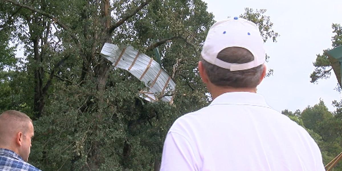 NWS surveys tornado damage in Greene County