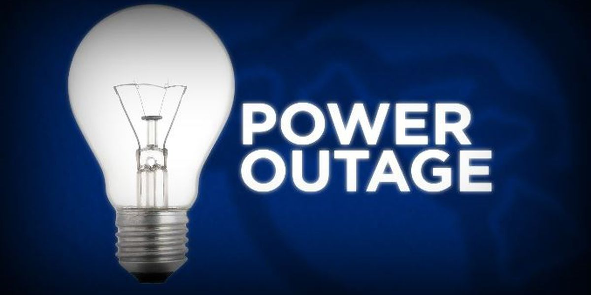 Power outage affects portions of Craighead County