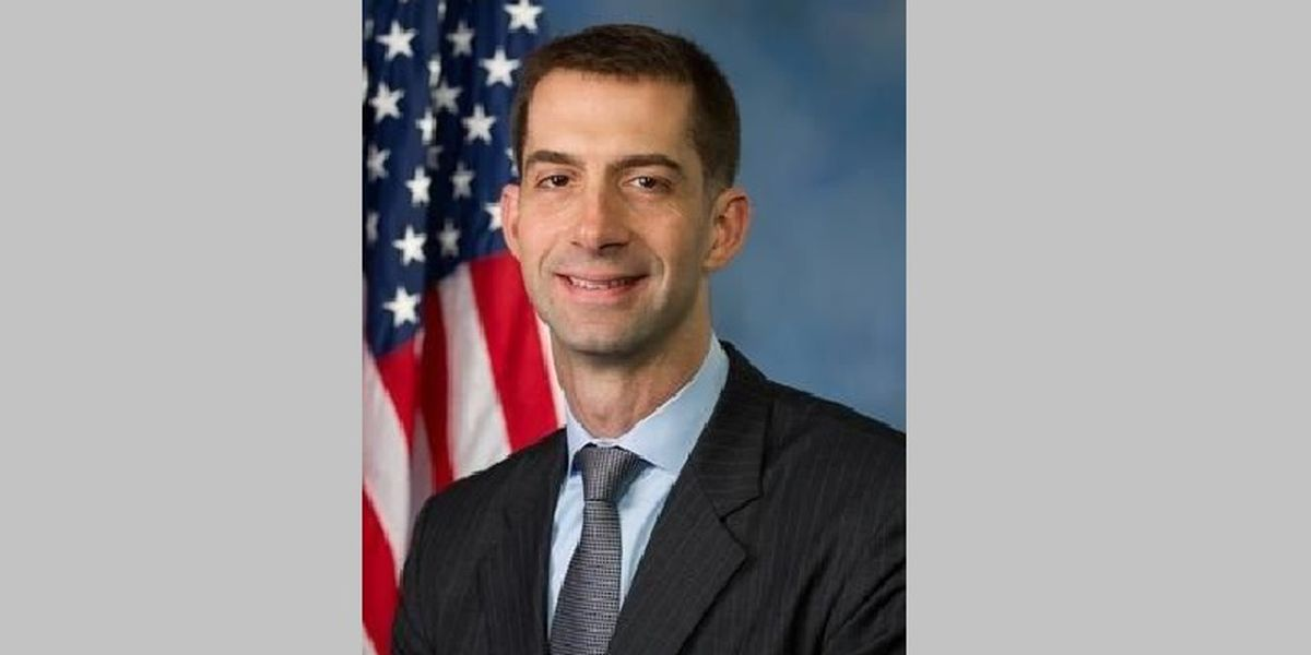 Sen. Cotton says he would like to see COVID-19 relief bill