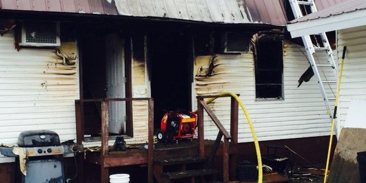Families displaced by apartment complex fire