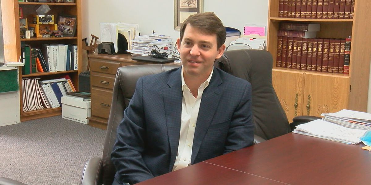 Recently appointed Randolph County District Judge adjusts to new challenges in courtroom