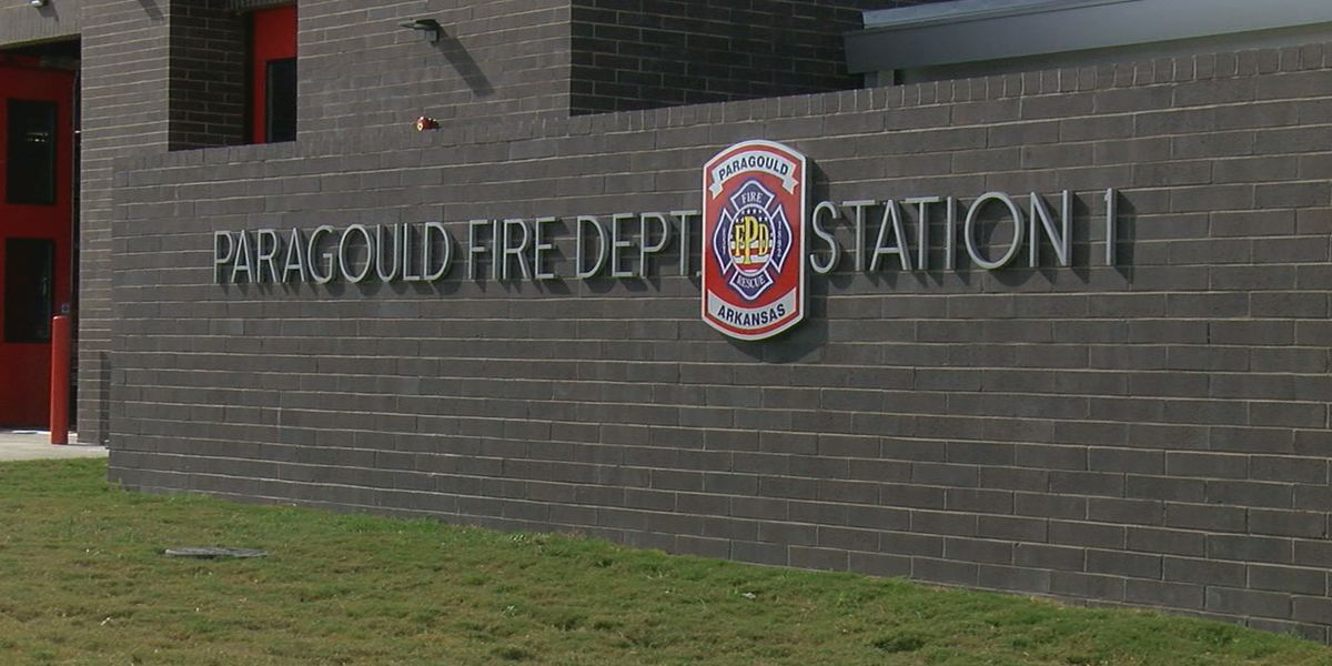 New Paragould Fire Station No. 1 now open