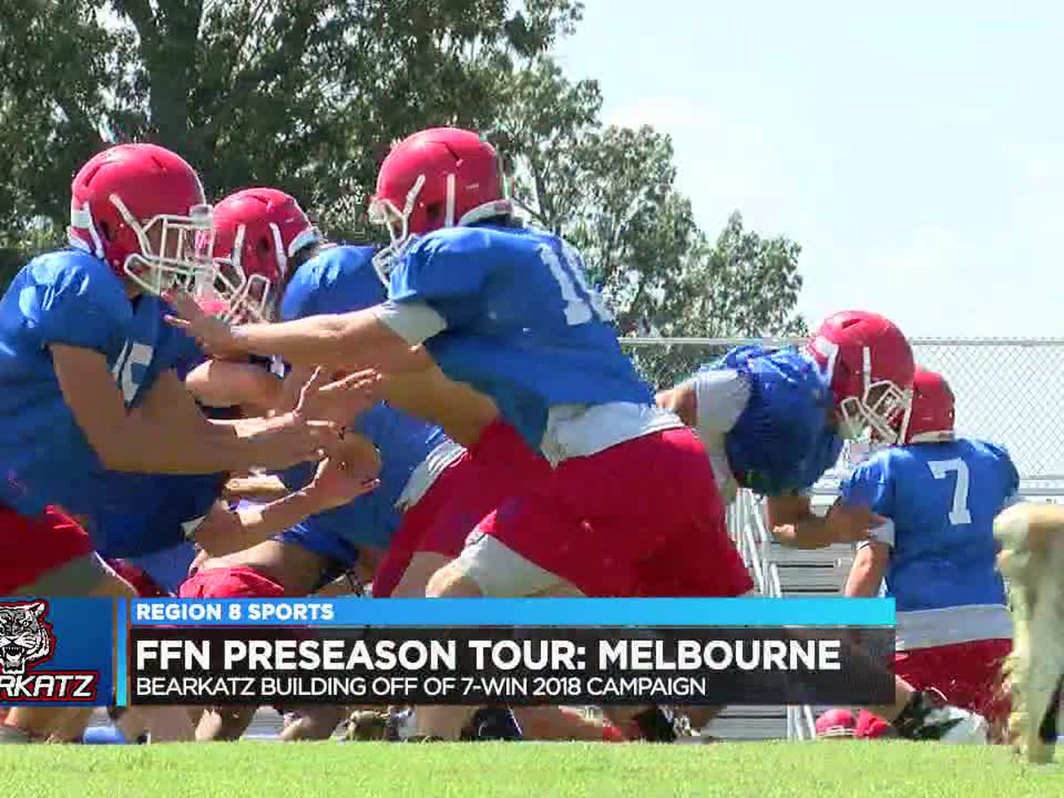 FFN Preseason Tour: Melbourne