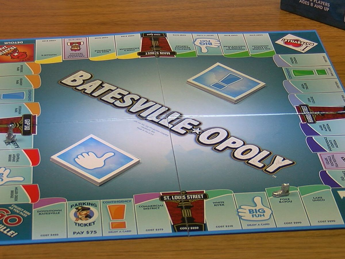 Batesville Opoly comes to Region 8