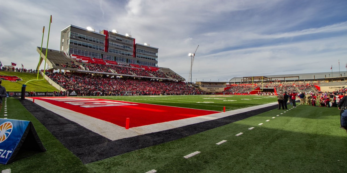 Arkansas State developing Centennial Bank Stadium seating plan to follow COVID-19 guidelines