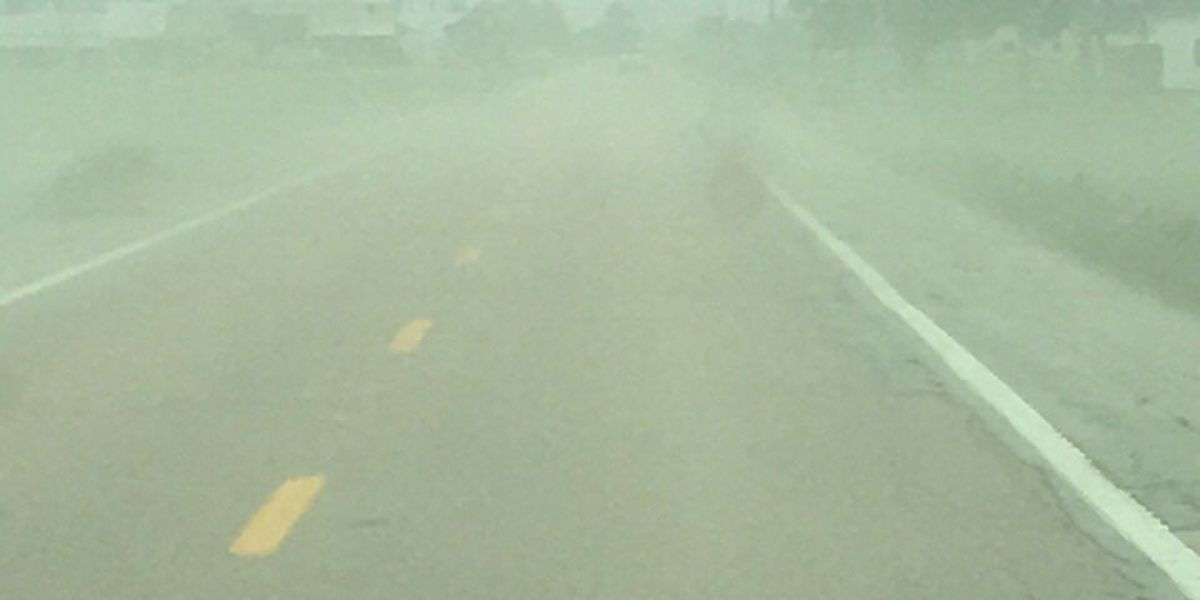 Blowing Dust Advisory issued for Region 8