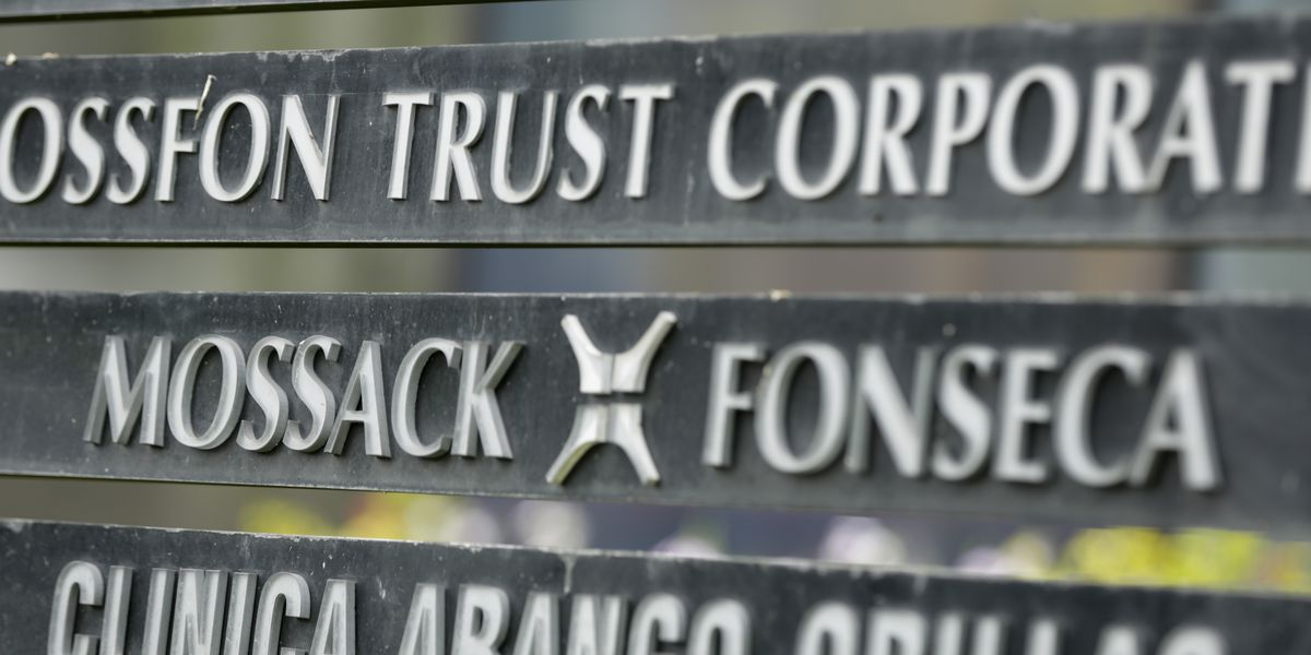Conspiracy and financial crimes charges against 4 men in Panama Papers investigation