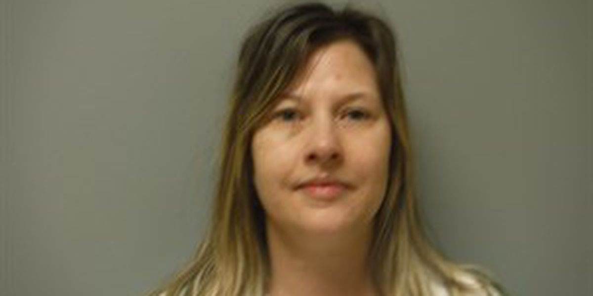 Woman arrested in theft, financial identity fraud case